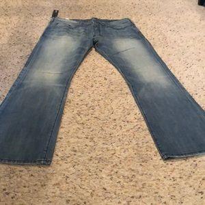 Men's king basic jeans